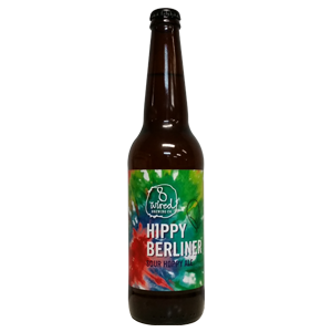 8 Wired – Hippy Berliner – Berliner Weisse