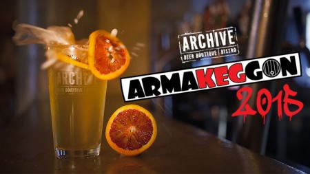 Archive's Armakeggon – The Hoppiest Place on Earth