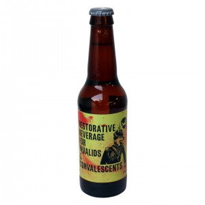 BrewDog – 'Restorative Beverage for Invalids and Convalescents' Imperial IPA
