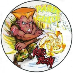 Party-Guile it Like SonicBOOM!