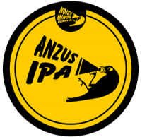 Noisy Minor Brewing Co – ANZUS IPA