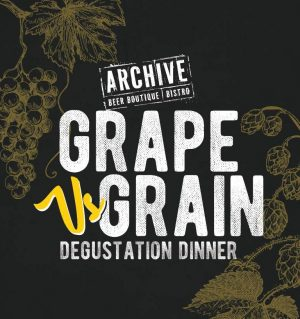 Archive's Grape vs Grain